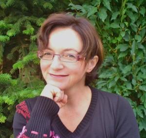 Martina Bauer Autorenfoto