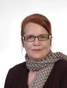 Ulla Worringer - Autorenfoto