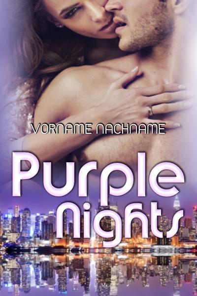 Purple Nights - Muster 1