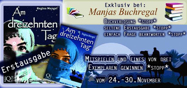 Banner Gewinnspiel Manja