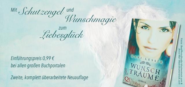 Kari Lessir - Wunschträume - Banner