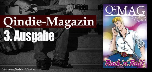 "Neu: Q-Mag 2016 ""Rock 'n' Roll"""